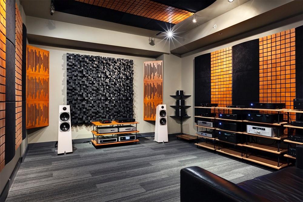 Acoustic Difüzör Panels